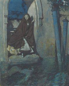 Edmund Dulac (1882-1953)  Venise