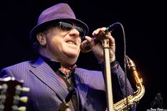 Van Morrison Set To Release His 37th Album 'Roll With The Punches' This Autumn