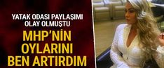 Bir dönem modellik, oyunculuk yapan ve yatak odası paylaşımıyla olay olan Yeliz Yeşilmen, ''2014 yerel seçimlerinde eşim Ali, MHP'nin Çukurova Belediye Başkan adayıydı. 150 kişilik seçim ofisini yönettim. Oy oranı yıllardır değişmiyordu. Sayemde MHP'nin oyları arttı'' dedi.