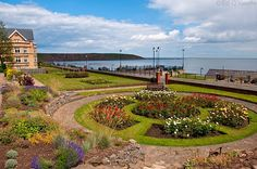 Filey Beach, England