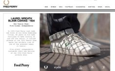 The official Fred Perry online shop: Visit website - http://www.fredperry.com/