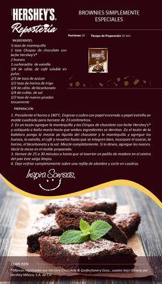 Disfruta del fin de semana preparando recetas deliciosas con Chispas de chocolate con leche Hershey's®.