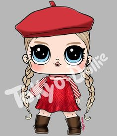 Unicorn Wallpaper Cute, Lol Dolls, Drawing Clothes, Pictures To Paint, Cute Drawings, Tokyo, Illustration Fashion, Pets, Disney Characters