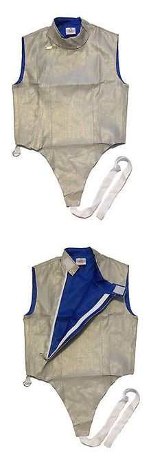 Fencing 47322: Fencing Electric Women S Foil Lame Left Hand 350 Nw Ce Level 1 Us Size 33 -34 -> BUY IT NOW ONLY: $76 on eBay!