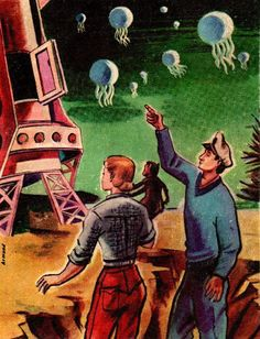 Armand, 1950s. / The Science Fiction Gallery