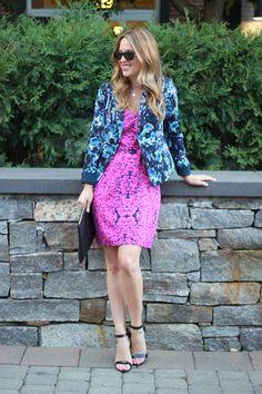 GiGi New York II Oh So Glam Blog: Pink Lady