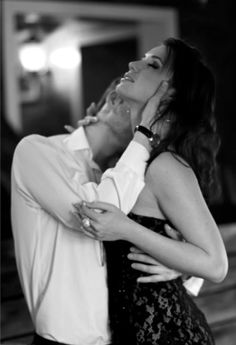 neck kiss Couple in love .making love. Kisses. Touches. Hugs. Seductive sexual attraction