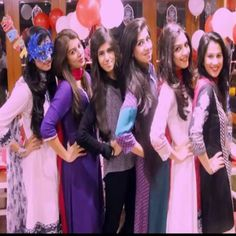 "Maya Ali  (Mannu)  Mann Mayal# Best Drama Hum Tv  Actress with her beautiful  ""FriEnDs""❤❤"