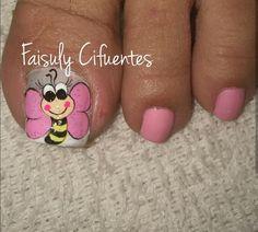 Toe Nail Art, Toe Nails, Manicure, Magic Nails, Nail Designs, Hair Beauty, Claws, Toenails, Nail Arts