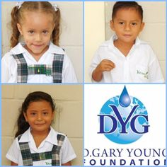 Meet a few pre kinder students - Ivanna, Joel and Doménica!