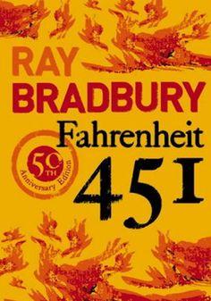 When books burn, according to Bradbury ! But read Bulgakov (the master & Margarita) and they never !