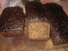 Home baked bread - saaristolaisleipää