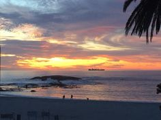 #sunset #campsbay #capetown #blessed Cape Town, Blessed, Celestial, Sunset, Outdoor, Outdoors, Sunsets, Outdoor Games, The Great Outdoors