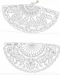 dibujos para bordar de mariposas - Buscar con Google