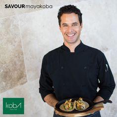 Con Pedro Abascal a cargo de #KOBArestaurante en @mayakobagolfcourse's tu paladar seguramente va a quedar encantado. #MartesdeSabor #martesdetaco #delicioso #playadelcarmen #playagourmet #campodegolf #casaclub