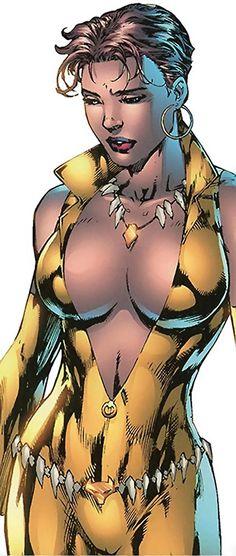 Vixen DC | Vixen - DC Comics - JLA - Suicide Squad - Mari McCabe