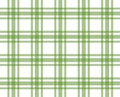 Green and white tablecloth pattern Free Stock Photo