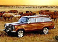 Jeep Grand Wagoneer (1984)