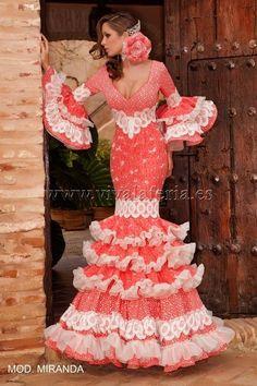 Vestidos de sevillanas baratos en salamanca