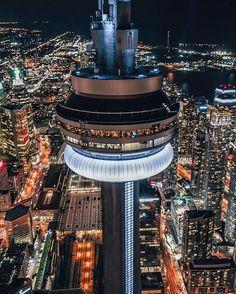 Discover ideas about toronto ontario canada Toronto Ontario Canada, Toronto City, Downtown Toronto, Toronto Skyline, Toronto Travel, Toronto Pictures, Canada Destinations, Belle Villa, City Aesthetic