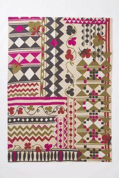 Antique Turkish Oushak Carpets  Rahmanan Antique & Decorative Rugs