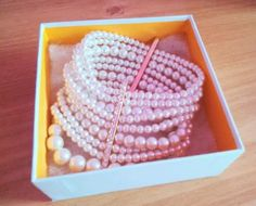 Oscar De La Renta Style Luxury Pearl Bracelet - http://elegant.designerjewelrygalleria.com/oscar-de-la-renta/oscar-de-la-renta-style-luxury-pearl-bracelet/