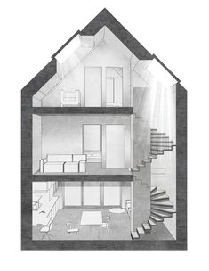 Floor Plans, Room Decor, Real Estate, Architecture, Thesis, Presentation, Mood, Inspiration, Arquitetura