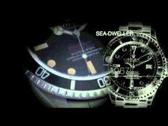 Vídeo sobre as origens da Rolex vídeo em Presentwatch