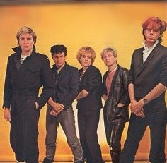 That classic Duran style.