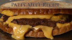 Patty Melt Recipe by Thinkarete, via Flickr