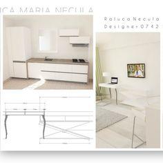 Design in alb #❤️______________________________________________  #brasov #designinterior #classy #interior #design #play  #3D #positive #kitchen #bucatarie #colors #white #esmerald #classic #modern #furnituredesign NECULA RALUCA MARIA DESIGNER INTERIOR BRASOV RALU.NEC@GMAIL.COM ralucanecula.portfoliobox.net