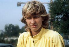 Steffi Graf 1985