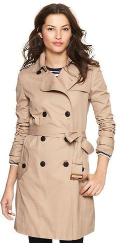 Pin for Later: Attention 30-Somethings, This Is Your Wardrobe Checklist The Polished Trench