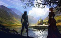 Long Live the Magic Land by Anndr Pazyniuk