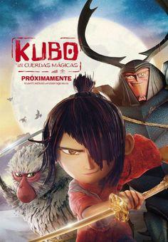 Kubo y las dos cuerdas mágicas | 2016 | BREMUX1080 DTS ES.EN AC3...