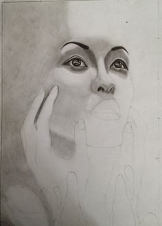 This drawing is not finished yet, but I like it untill so far..
