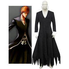 Bleach Zangetsu Halloween Cosplay Costume For Sale