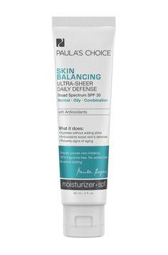 Skin Balancing Ultra-Sheer Daily Defense SPF 30