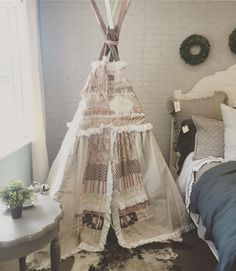 This!  Our purchases from #roundtop #texas  are arriving! #teepee #roanoke #virginia #shopping #kids #grandkidgifts #christmasgift #christmasiscoming #iknowitsoctober