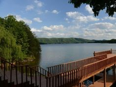 Mystic Mountain -Hot-tub, Private Beach, Kayak, Fire-Pit, Flat, HighSpd, Dogs,Vacation Rental in Huddleston from @homeaway! #vacation #rental #travel #homeaway