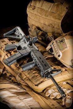 9b4d67d2e0e Smith and Wesson Magpul Edition Mid semi-automatic rifle
