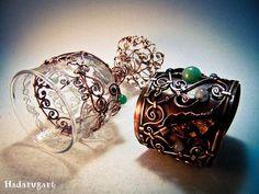 Artizani romani | Mestesugari romani | Lucrari handmade din cupru si sticla