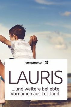 Dir gefällt der Name Lauris? Hier findest Du eine Liste wunderschöner Vornamen… Do you like the name Lauris? Here is a list of beautiful first names for girls and boys who are popular in Latvia. Mom And Baby, Baby Boy, Pregnancy Info, Names With Meaning, Character Names, Baby Time, Girl Names, Boys Who, Kids And Parenting