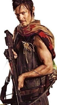 Daryl Dixon - obsessed...