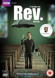 Buy Rev - Series 1 on DVD at Mighty Ape Australia. Series One makes its divine debut on BBC DVD. With exclusive footage including The Making of Rev. Tv Series To Watch, Movies To Watch, Bbc Tv Shows, British Comedy, British Actors, Catholic Books, Comedy Tv, Mystery Novels, Musica