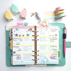 Color Crush Planner - Pastel Theme - Scrapbook.com