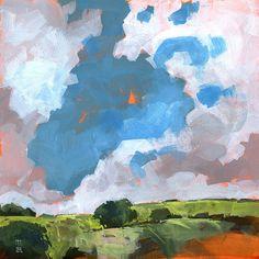 """Autumn Dawn"": Paul Steven Bailey"