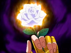 Saint Seiya Pisces Aphrodite Bloody Rose