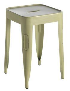 Kovová stolička Cream | Nordic Day Bella Rose, Stool, Cream, Furniture, Home Decor, Products, Creme Caramel, Decoration Home, Room Decor