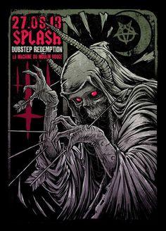 Splash Dubstep Redemption - 27.09.13